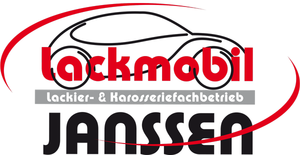 Logo-Lackmobil Janssen - Kleve